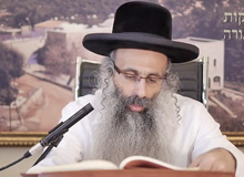 Rabbi Yossef Shubeli - lectures - torah lesson - 2 Min Breslev - Behar: Monday ´74 - Parashat Behar, Vorts, Two Minutes of Breslev, Rabbi Yossef Shubeli, Weekly Parasha, Breslov, Rabbi Nachman, Rabbi Natan