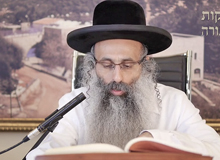 Rabbi Yossef Shubeli - lectures - torah lesson - 2 Min Breslev - Behar: Wednesday ´74 - Parashat Behar, Vorts, Two Minutes of Breslev, Rabbi Yossef Shubeli, Weekly Parasha, Breslov, Rabbi Nachman, Rabbi Natan