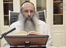 Rabbi Yossef Shubeli - lectures - torah lesson - 2 Min Breslev - Vezot Haberacha : Tuesday ´75 - Parashat Vezot Haberacha, Vorts, Two Minutes of Breslev, Rabbi Yossef Shubeli, Weekly Parasha, Breslov, Rabbi Nachman, Rabbi Natan