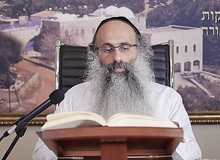 Rabbi Yossef Shubeli - lectures - torah lesson - Chabad on Parshat: Tzav - Sunday ´74 - Parashat Tzav, Two Minutes Chabad, Chabad, Rabbi Menachem Mendel Schneerson, Rabbi Yossef Shubeli, Weekly Parasha, Parshat Shavua