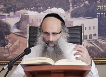 Rabbi Yossef Shubeli - lectures - torah lesson - Chabad on Parshat: Tzav - Tuesday ´74 - Parashat Tzav, Two Minutes Chabad, Chabad, Rabbi Menachem Mendel Schneerson, Rabbi Yossef Shubeli, Weekly Parasha, Parshat Shavua