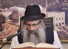 Rabbi Yossef Shubeli - lectures - torah lesson - Chabad on Parshat: Shemini - Wednesday ´74 - Parashat Shemini, Two Minutes Chabad, Chabad, Rabbi Menachem Mendel Schneerson, Rabbi Yossef Shubeli, Weekly Parasha, Parshat Shavua