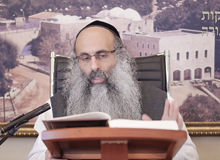Rabbi Yossef Shubeli - lectures - torah lesson - Chabad on Parshat: Bamidbar - Tuesday ´74 - Parashat Bamidbar, Two Minutes Chabad, Chabad, Rabbi Menachem Mendel Schneerson, Rabbi Yossef Shubeli, Weekly Parasha, Parshat Shavua
