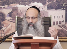 Rabbi Yossef Shubeli - lectures - torah lesson - Chabad on Parshat: Bamidbar - Wednesday ´74 - Parashat Bamidbar, Two Minutes Chabad, Chabad, Rabbi Menachem Mendel Schneerson, Rabbi Yossef Shubeli, Weekly Parasha, Parshat Shavua