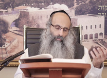 Rabbi Yossef Shubeli - lectures - torah lesson - Chabad on Parshat: Bamidbar - Thursday ´74 - Parashat Bamidbar, Two Minutes Chabad, Chabad, Rabbi Menachem Mendel Schneerson, Rabbi Yossef Shubeli, Weekly Parasha, Parshat Shavua