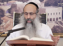 Rabbi Yossef Shubeli - lectures - torah lesson - Chabad on Parshat: Shelach - Thursday ´74 - Parashat Shelach, Two Minutes Chabad, Chabad, Rabbi Menachem Mendel Schneerson, Rabbi Yossef Shubeli, Weekly Parasha, Parshat Shavua
