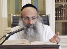 Rabbi Yossef Shubeli - lectures - torah lesson - Chabad on Parshat: Ekev - Sunday ´74 - Parashat Ekev, Two Minutes Chabad, Chabad, Rabbi Menachem Mendel Schneerson, Rabbi Yossef Shubeli, Weekly Parasha, Parshat Shavua