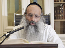 Rabbi Yossef Shubeli - lectures - torah lesson - Chabad on Parshat: Ekev - Wednesday ´74 - Parashat Ekev, Two Minutes Chabad, Chabad, Rabbi Menachem Mendel Schneerson, Rabbi Yossef Shubeli, Weekly Parasha, Parshat Shavua