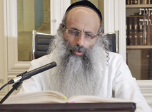 Rabbi Yossef Shubeli - lectures - torah lesson - Chabad on Parshat: Ekev - Thursday ´74 - Parashat Ekev, Two Minutes Chabad, Chabad, Rabbi Menachem Mendel Schneerson, Rabbi Yossef Shubeli, Weekly Parasha, Parshat Shavua