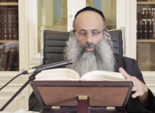 Rabbi Yossef Shubeli - lectures - torah lesson - Chabad on Parshat: Reeh - Sunday ´74 - Parashat Reeh, Two Minutes Chabad, Chabad, Rabbi Menachem Mendel Schneerson, Rabbi Yossef Shubeli, Weekly Parasha, Parshat Shavua