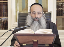 Rabbi Yossef Shubeli - lectures - torah lesson - Chabad on Parshat: Reeh - Monday ´74 - Parashat Reeh, Two Minutes Chabad, Chabad, Rabbi Menachem Mendel Schneerson, Rabbi Yossef Shubeli, Weekly Parasha, Parshat Shavua