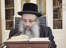Rabbi Yossef Shubeli - lectures - torah lesson - Chabad on Parshat: Lech Lecha - Tuesday  ´75 - Parashat Lech Lecha, Two Minutes Chabad, Chabad, Rabbi Menachem Mendel Schneerson, Rabbi Yossef Shubeli, Weekly Parasha, Parshat Shavua