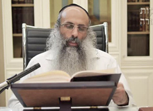 Rabbi Yossef Shubeli - lectures - torah lesson - Chabad on Parshat: Vezot Haberacha - Tuesday ´75 - Parashat Vezot Haberacha, Two Minutes Chabad, Chabad, Rabbi Menachem Mendel Schneerson, Rabbi Yossef Shubeli, Weekly Parasha, Parshat Shavua