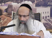Rabbi Yossef Shubeli - lectures - torah lesson - Chofetz Chaim on Parshat Shelach - Monday ´74 - Parashat Shelach, Two Minutes Chpfetz Chaim, Chafetz Chaim, Rabbi Yisrael Meir of Radin, Rabbi Yossef Shubeli, Weekly Parasha, Parshat Shavua