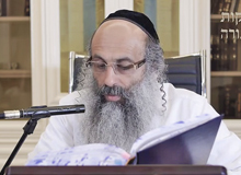Rabbi Yossef Shubeli - lectures - torah lesson - Chofetz Chaim on Parshat Chukat - Wednesday ´74 - Parashat Chukat, Two Minutes Chpfetz Chaim, Chafetz Chaim, Rabbi Yisrael Meir of Radin, Rabbi Yossef Shubeli, Weekly Parasha, Parshat Shavua