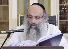 Rabbi Yossef Shubeli - lectures - torah lesson - Chofetz Chaim on Parshat Chukat - Friday ´74 - Parashat Chukat, Two Minutes Chpfetz Chaim, Chafetz Chaim, Rabbi Yisrael Meir of Radin, Rabbi Yossef Shubeli, Weekly Parasha, Parshat Shavua