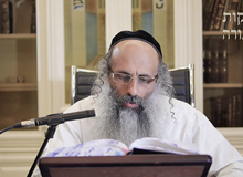 Rabbi Yossef Shubeli - lectures - torah lesson - Chofetz Chaim on Parshat Balak - Wednesday ´74 - Parashat Balak, Two Minutes Chpfetz Chaim, Chafetz Chaim, Rabbi Yisrael Meir of Radin, Rabbi Yossef Shubeli, Weekly Parasha, Parshat Shavua