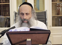 Rabbi Yossef Shubeli - lectures - torah lesson - Chofetz Chaim on Parshat Masaei - Tuesday ´74 - Parashat Masaei, Two Minutes Chpfetz Chaim, Chafetz Chaim, Rabbi Yisrael Meir of Radin, Rabbi Yossef Shubeli, Weekly Parasha, Parshat Shavua