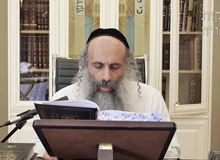 Rabbi Yossef Shubeli - lectures - torah lesson - Chofetz Chaim on Parshat Devarim - Wednesday ´74 - Parashat Devarim, Two Minutes Chpfetz Chaim, Chafetz Chaim, Rabbi Yisrael Meir of Radin, Rabbi Yossef Shubeli, Weekly Parasha, Parshat Shavua