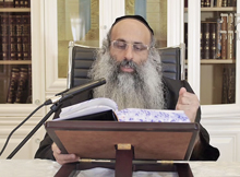 Rabbi Yossef Shubeli - lectures - torah lesson - Chofetz Chaim on Parshat Vaetchanan - Wednesday ´74 - Parashat Vaetchanan, Two Minutes Chpfetz Chaim, Chafetz Chaim, Rabbi Yisrael Meir of Radin, Rabbi Yossef Shubeli, Weekly Parasha, Parshat Shavua