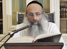 Rabbi Yossef Shubeli - lectures - torah lesson - Chofetz Chaim on Parshat Ekev - Sunday ´74 - Parashat Ekev, Two Minutes Chpfetz Chaim, Chafetz Chaim, Rabbi Yisrael Meir of Radin, Rabbi Yossef Shubeli, Weekly Parasha, Parshat Shavua