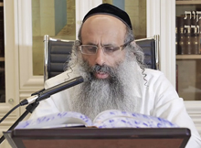 Rabbi Yossef Shubeli - lectures - torah lesson - Chofetz Chaim on Parshat Ekev - Wednesday ´74 - Parashat Ekev, Two Minutes Chpfetz Chaim, Chafetz Chaim, Rabbi Yisrael Meir of Radin, Rabbi Yossef Shubeli, Weekly Parasha, Parshat Shavua