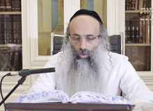 Rabbi Yossef Shubeli - lectures - torah lesson - Chofetz Chaim on Parshat Shoftim - Friday ´74 - Parashat Shoftim, Two Minutes Chpfetz Chaim, Chafetz Chaim, Rabbi Yisrael Meir of Radin, Rabbi Yossef Shubeli, Weekly Parasha, Parshat Shavua