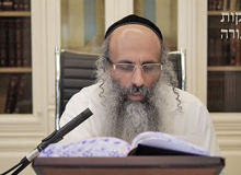 Rabbi Yossef Shubeli - lectures - torah lesson - Chofetz Chaim on Parshat Haazinu - Thursday ´75 - Parashat Haazinu, Two Minutes Chpfetz Chaim, Chafetz Chaim, Rabbi Yisrael Meir of Radin, Rabbi Yossef Shubeli, Weekly Parasha, Parshat Shavua