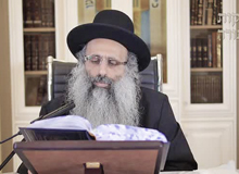 Rabbi Yossef Shubeli - lectures - torah lesson - Chofetz Chaim on Parshat Noah - Sunday  ´75 - Parashat Noah, Two Minutes Chpfetz Chaim, Chafetz Chaim, Rabbi Yisrael Meir of Radin, Rabbi Yossef Shubeli, Weekly Parasha, Parshat Shavua