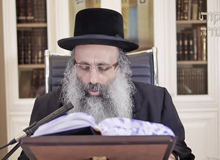 Rabbi Yossef Shubeli - lectures - torah lesson - Chofetz Chaim on Parshat Lech Lecha - Tuesday ´75 - Parashat Lech Lecha, Two Minutes Chpfetz Chaim, Chafetz Chaim, Rabbi Yisrael Meir of Radin, Rabbi Yossef Shubeli, Weekly Parasha, Parshat Shavua