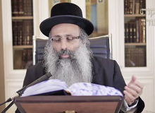 Rabbi Yossef Shubeli - lectures - torah lesson - Chofetz Chaim on Parshat Lech Lecha - Thursday ´75 - Parashat Lech Lecha, Two Minutes Chpfetz Chaim, Chafetz Chaim, Rabbi Yisrael Meir of Radin, Rabbi Yossef Shubeli, Weekly Parasha, Parshat Shavua