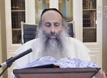 Rabbi Yossef Shubeli - lectures - torah lesson - Chofetz Chaim on Parshat Vayera - Tuesday ´75 - Parashat Vayera, Two Minutes Chpfetz Chaim, Chafetz Chaim, Rabbi Yisrael Meir of Radin, Rabbi Yossef Shubeli, Weekly Parasha, Parshat Shavua