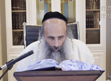 Rabbi Yossef Shubeli - lectures - torah lesson - Chofetz Chaim on Parshat Vayera - Thursday ´75 - Parashat Vayera, Two Minutes Chpfetz Chaim, Chafetz Chaim, Rabbi Yisrael Meir of Radin, Rabbi Yossef Shubeli, Weekly Parasha, Parshat Shavua