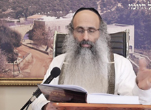 Rabbi Yossef Shubeli - lectures - torah lesson - The Daily Parable - Parashat Bahar: Eyre 15 Monday, 75 - Torah, Parable and Moral, Proverbs Solomon ,Dubno Maggid, Rabbi Yaakov Krantz, Rabbi Yosef Shubeli
