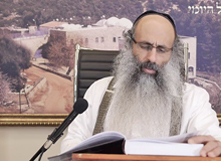 Rabbi Yossef Shubeli - lectures - torah lesson - The Daily Parable - Parashat Bahar: Eyre 16 Tuesday, 75 - Torah, Parable and Moral, Proverbs Solomon ,Dubno Maggid, Rabbi Yaakov Krantz, Rabbi Yosef Shubeli