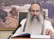Rabbi Yossef Shubeli - lectures - torah lesson - The Daily Parable - Parashat Bahar: Eyre 17 Wednesday, 75 - Torah, Parable and Moral, Proverbs Solomon ,Dubno Maggid, Rabbi Yaakov Krantz, Rabbi Yosef Shubeli
