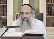 Rabbi Yossef Shubeli - lectures - torah lesson - Eastern Sages on Parshat Shoftim - Friday ´74 - Parashat Shoftim, Eastern Judasim, Yeman, Morocco, Tunis, Irak, Wise