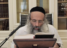 Rabbi Yossef Shubeli - lectures - torah lesson - Eastern Sages on Parshat Vayelech - Friday ´74 - Parashat Vayelech, Eastern Judasim, Yeman, Morocco, Tunis, Irak, Wise