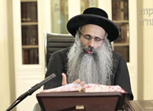 Rabbi Yossef Shubeli - lectures - torah lesson - Eastern Sages on Parshat Chayei Sarah - Tuesday ´75 - Parashat Chayei Sarah, Eastern Judasim, Yeman, Morocco, Tunis, Irak, Wise