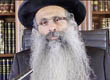 Rabbi Yossef Shubeli - lectures - torah lesson - Tuesday Elul 7th 5773 Lesson 246, Two Minutes of Halacha. - Two Minutes of Halacha, Daily Halachot, Halacha Yomit