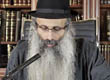 Rabbi Yossef Shubeli - lectures - torah lesson - Sunday Tishrei 25th 5774 Lesson 277, Two Minutes of Halacha. - Two Minutes of Halacha, Daily Halachot, Halacha Yomit