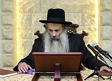 Rabbi Yossef Shubeli - lectures - torah lesson - Regeneration of True Old Man -