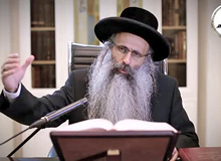 Rabbi Yossef Shubeli - lectures - torah lesson - Halacha Yomit: Cheshvan 19 Wednesday, 75 - Parashat Chayei Sarah, Halacha Yomit, Laws of Shabbat, Jewish Law, Rabbi Yosef Shubeli