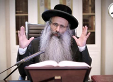 Rabbi Yossef Shubeli - lectures - torah lesson - Halacha Yomit: Cheshvan 20 Thursday, 75 - Parashat Chayei Sarah, Halacha Yomit, Laws of Shabbat, Jewish Law, Rabbi Yosef Shubeli