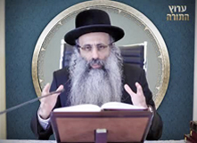 Rabbi Yossef Shubeli - lectures - torah lesson - Halacha Yomit: Adar 07 Thursday, 75 - Parashat Tetzaveh, Halacha Yomit, Jewish Law, Purim Laws, Rabbi Yosef Shubeli