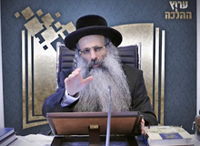 Rabbi Yossef Shubeli - lectures - torah lesson - Halacha Yomit: Adar 13 Wednesday B, 75 - Parashat Ki Tisa, Halacha Yomit, Jewish Law, Purim Laws, Rabbi Yosef Shubeli