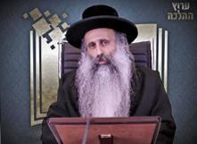 Rabbi Yossef Shubeli - lectures - torah lesson - Halacha Yomit : Eyre 16 Tuesday, 75 - Halacha Yomit, Jewish Law, Laws, Rabbi Yosef Shubeli