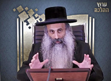 Rabbi Yossef Shubeli - lectures - torah lesson - Halacha Yomit : Eyre 18 Thursday, 75 - Halacha Yomit, Jewish Law, Laws, Rabbi Yosef Shubeli