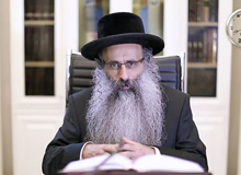 Rabbi Yossef Shubeli - lectures - torah lesson - Halacha Yomit : Av 13 Wednesday, 75 - Halacha Yomit, Jewish Law, Laws, Rabbi Yosef Shubeli