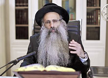 Rabbi Yossef Shubeli - lectures - torah lesson - Halacha Yomit : Elul 06 Friday, 75 - Halacha Yomit, Jewish Law, Laws, Rabbi Yosef Shubeli